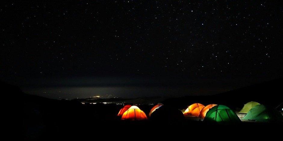 Camp Au Kilimandjaro