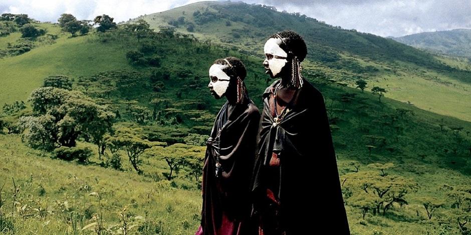 Une des ethnies en Tanzanie