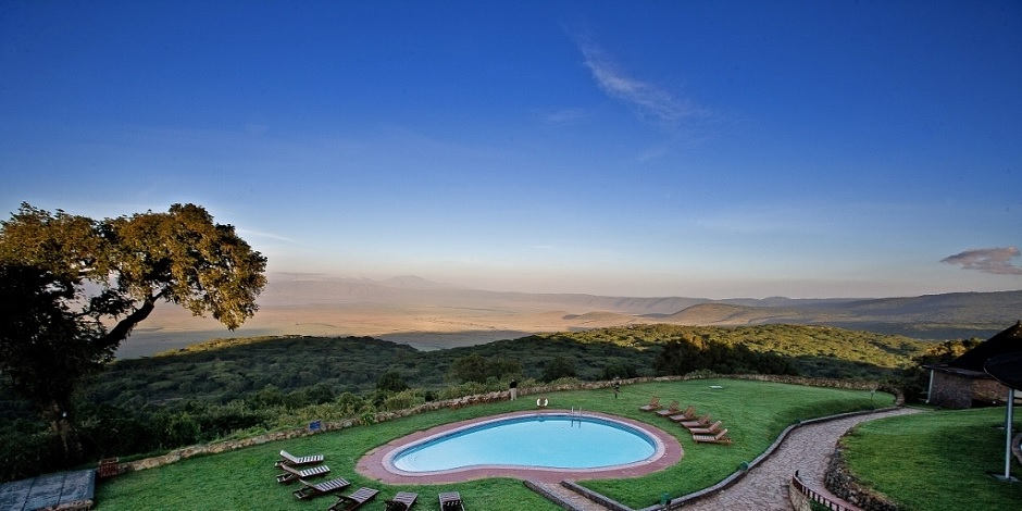 Sopa Lodge de Ngorongoro
