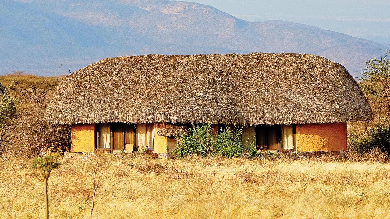 Sopa Lodge à Sambaru